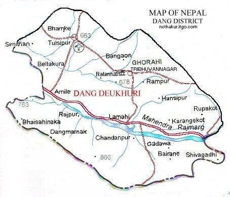 General Map